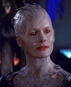 The Borg Queen