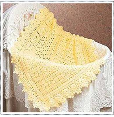 Indian Princess Crochet Bead Dress for Doll Fibre-Craft